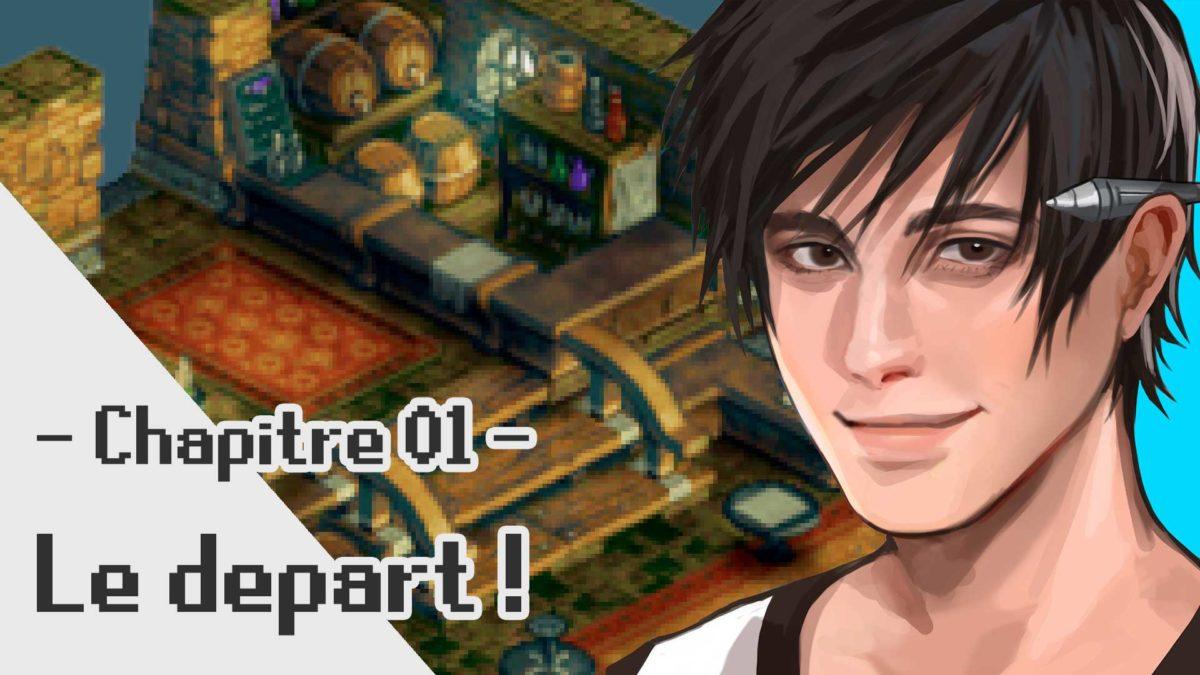 Final Fantasy Tactics Advance 2 3D Fanart: La naissance d'un projet!