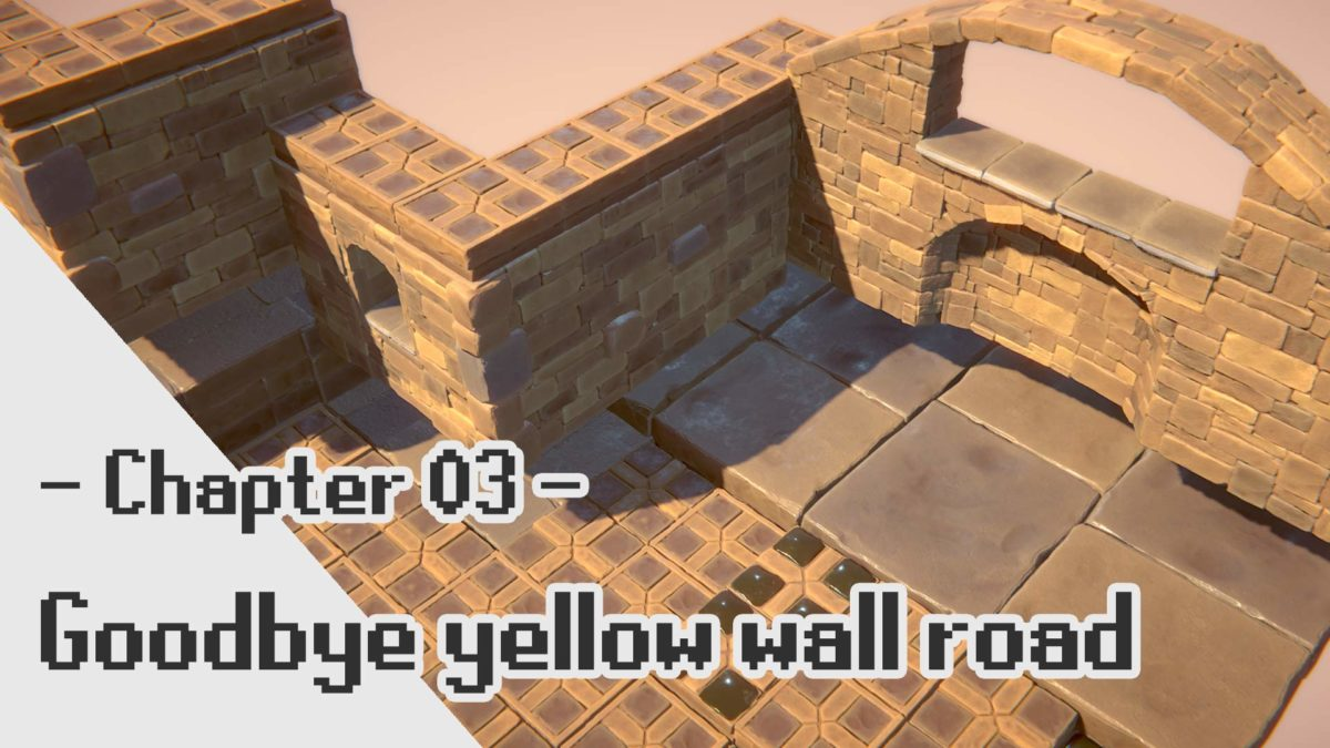 Final Fantasy Tactics Advance 2 3D Fanart: Walls building!