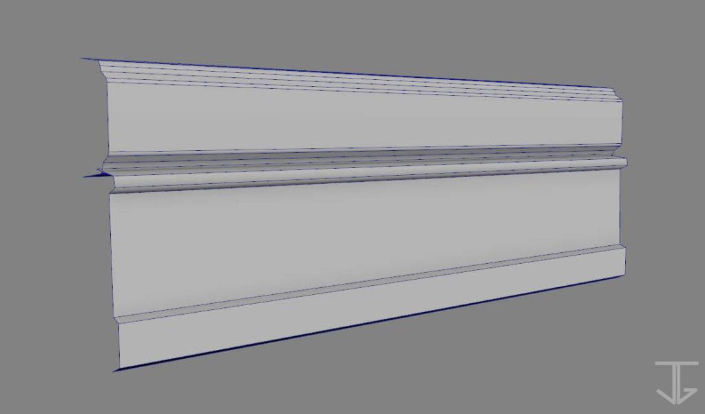 Baseboard_FinalFantasyTacticsAdvance2_3DFanart_3DModel