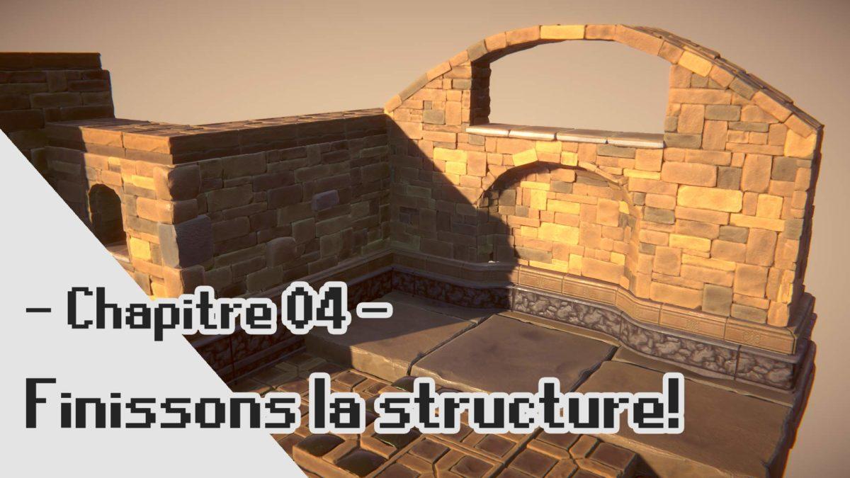 FFTA2 3D Fanart: Création des plinthes !