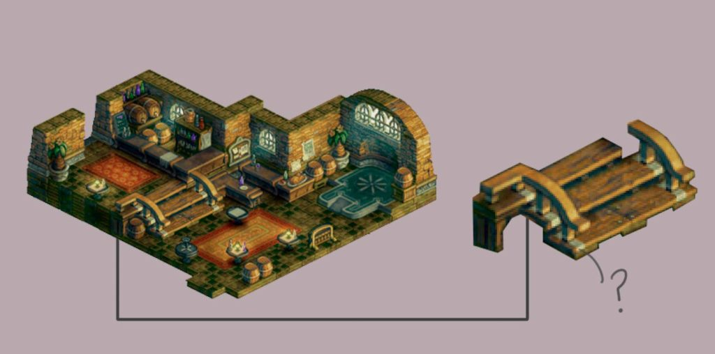 FinalFantasyTacticsAdvance2_3DFanart_Stairs_What